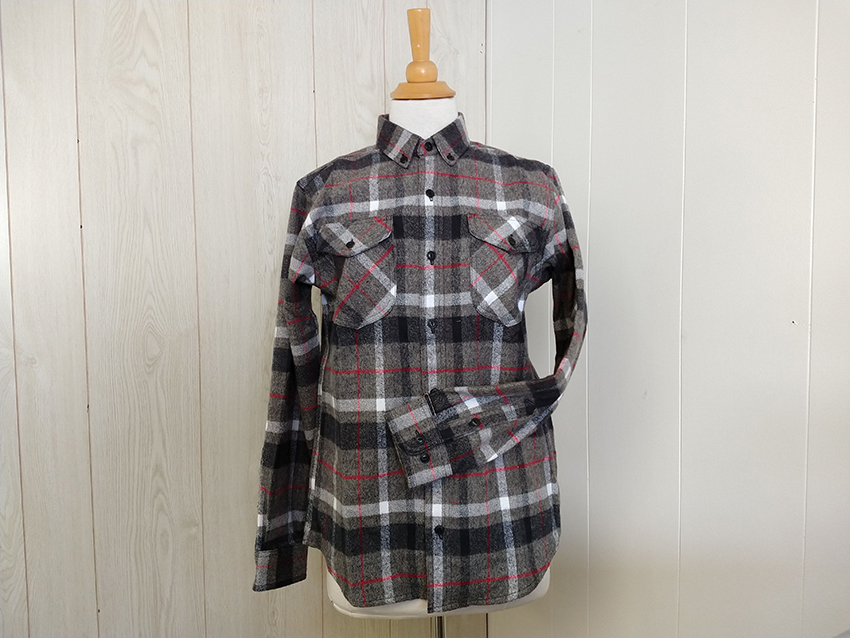 couture et confection chemise de travail