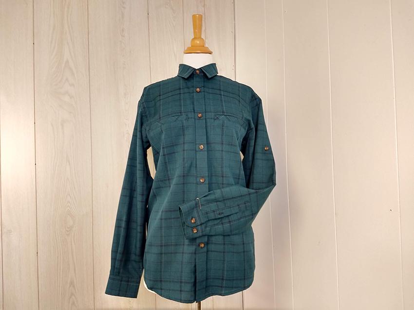 chemise a carreaux confection