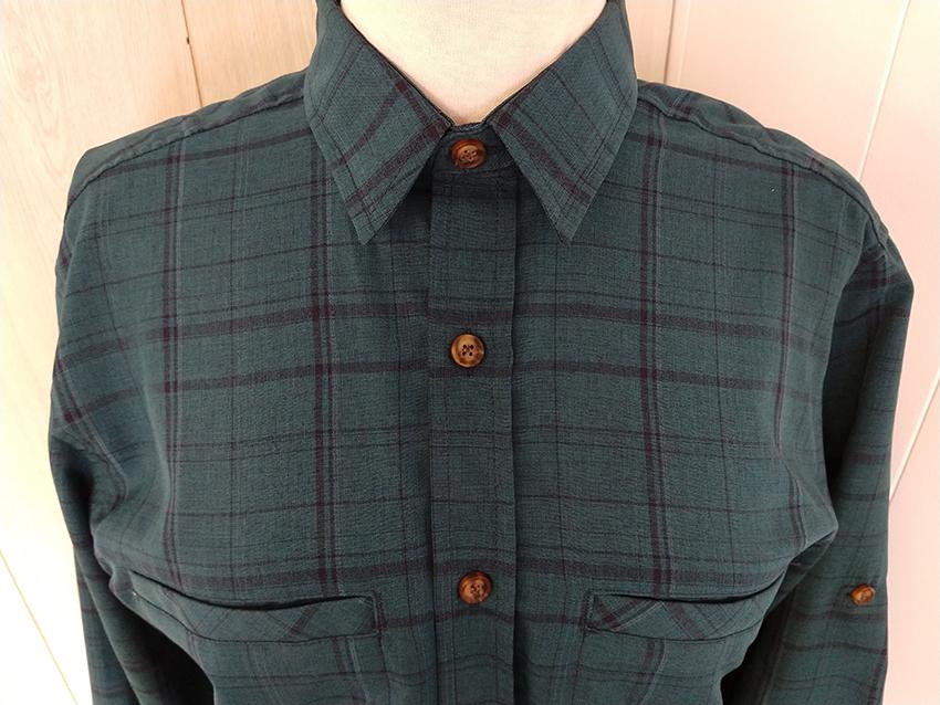 couture et confection de chemise