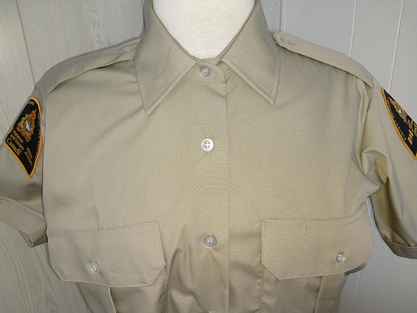 Couture de chemise